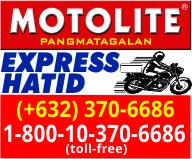 Motolite Express Hatid Quezon City